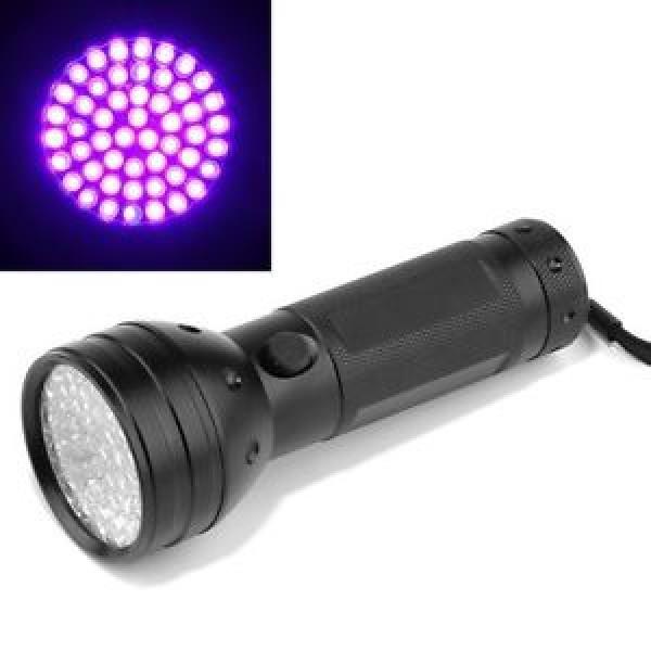 Ultravioletinis prožektorius žibintuvėlis UV 51 LED