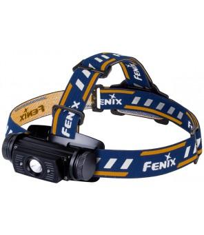 Fenix HL60R USB pakraunamas žibintuvėlis, juodas