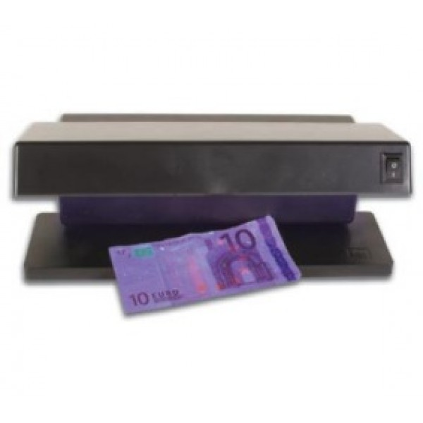Pinigų tikrinimo aparatas UV žibintuvėlis  2x6W