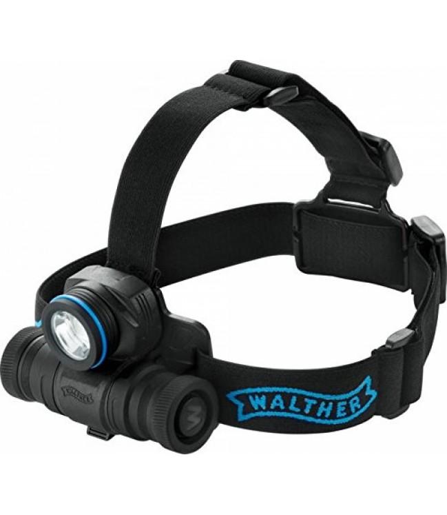 Walther Pro HL11 žibintuvėlis ant galvos