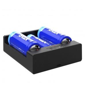 XTAR MC3 ličio baterijų pakrovėjas