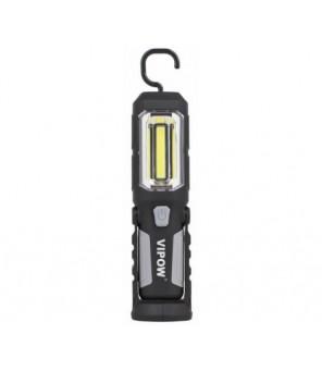 Įkraunamas LED žibintas URZ0908