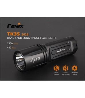 Žibintuvėlis Fenix TK35 LED 2018