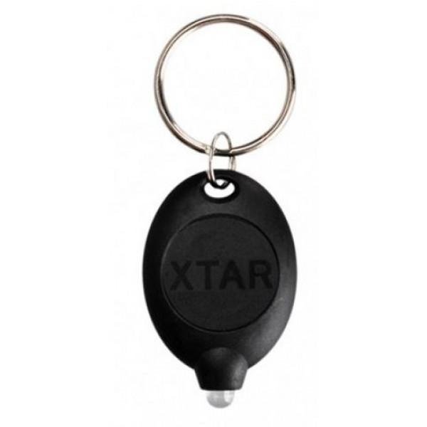 Kišeninis žibintuvėlis raktų pakabukas XTAR